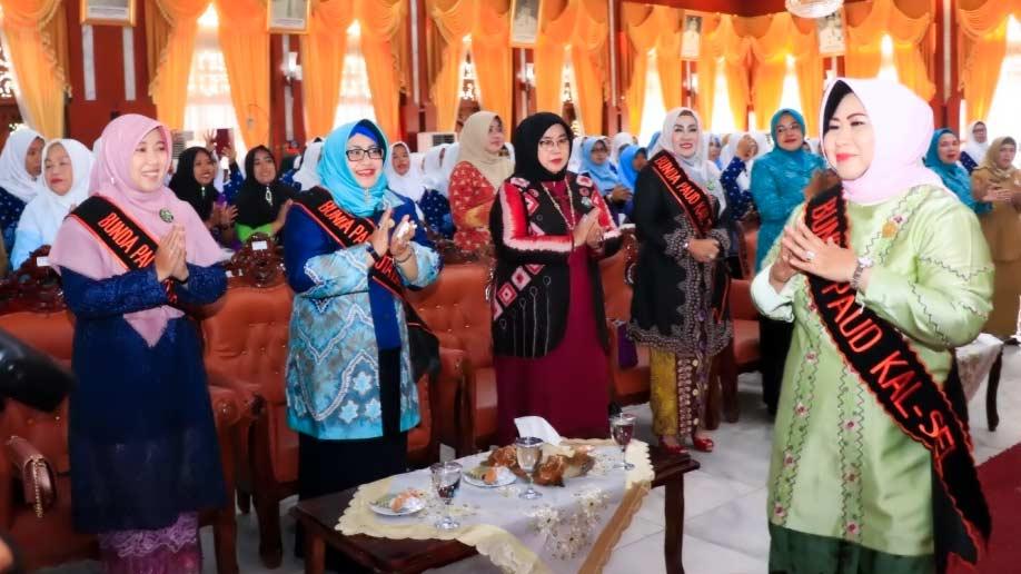 Pelantikan Pengurus Wilayah HIMPAUDI Kalimantan Selatan